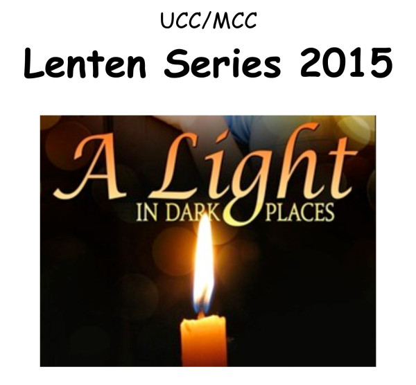 IUC0126.15 Lenten series flyer